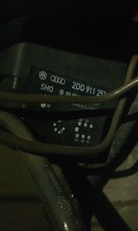 VW LT35 2.5 156 KM - Ci�ko odpala, rozpoznanie przewod�w przeka�nika � �arowych