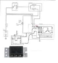 Daihatsu Rocky 2,8TD - Nie włączający się regulator napięcia