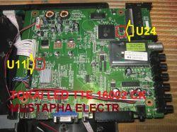 DUMP TOKAI LED TTE16002CK (SPI)