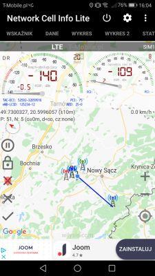 Jaka antena lte ? ruter d-link dwr-921 na ten czas mam antene ak c2 uni