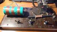 Radio bez baterii - wzmocnienie anteny.