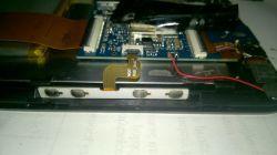 Overmax Qualcore 1026 3G - uszkodzona taśma