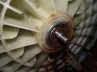 Amica Navigator - oddzielenie plastikowej os�ony od stalowego b�bna