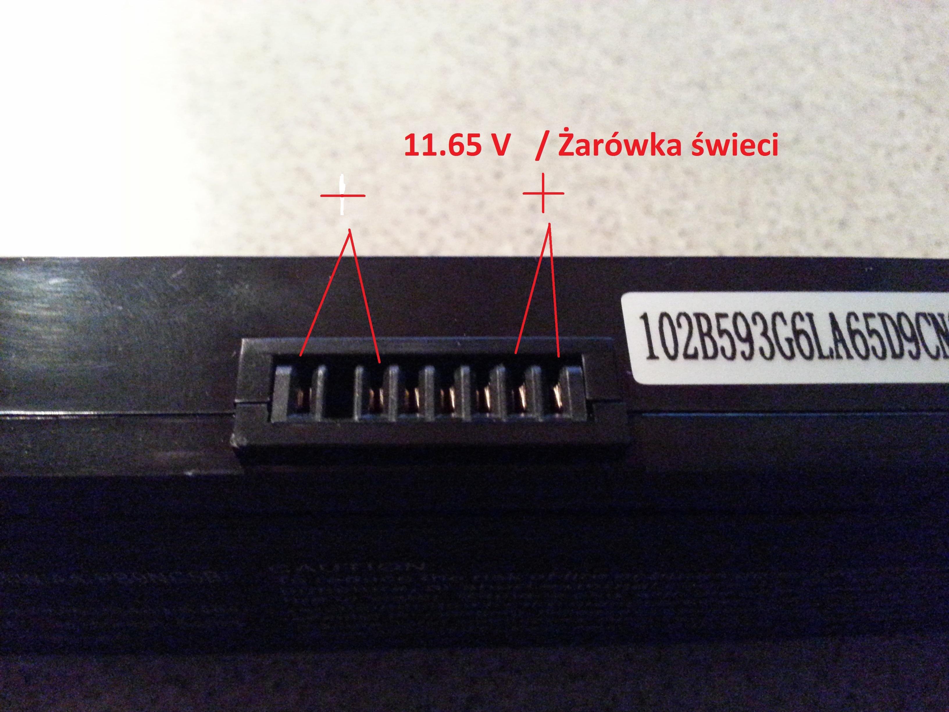 Bateria Samsung AA-PB9NC6B (�adowanie poza laptopem)