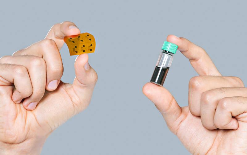 Czujniki gazu z napylonych nanorurek w�glowych