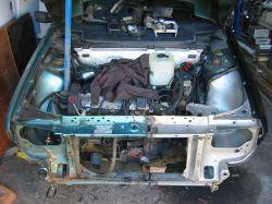 Fiat Seicento 900 - Rozrząd - łańcuch rozrządu