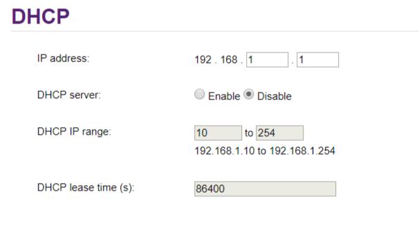 Router LTE + drugi router jako DHCP - elektroda pl