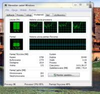 Sony Vaio VPCEB3L9E - u�ycie procesora skacze do 100%