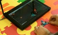 Portico - tablet z rozszerzoną powierzchnią dotykową i dwoma kamerami