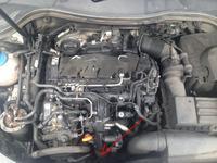 VW Passat 2009 2.0 TDI - Blad P0651 - silnik nie odpala