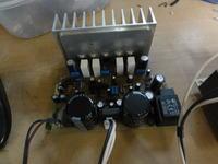 POWER-MOSFET - wzmacniacz do subwoofera