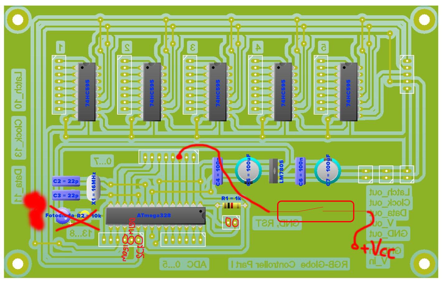 Arduino und nRF24L01 - Schullebernds
