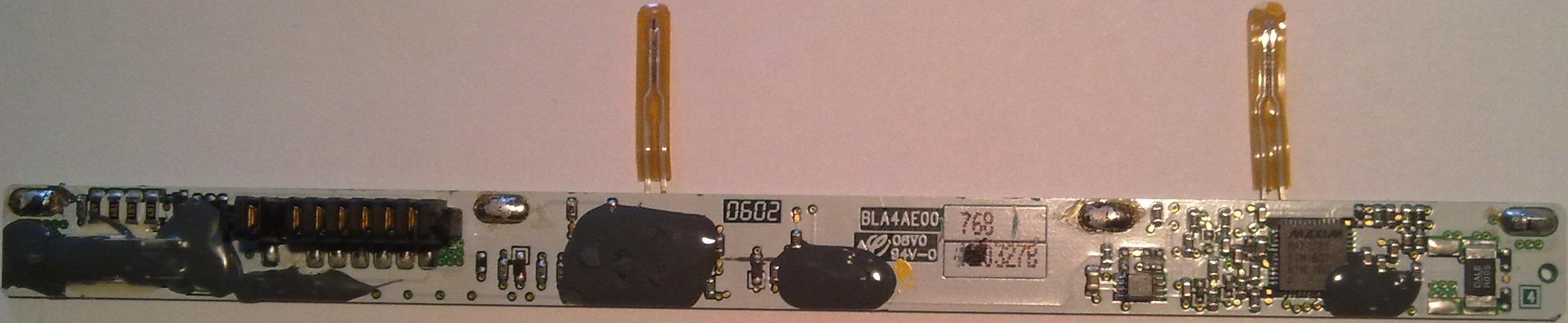 Reset elektroniki (BLA4AE00) z baterii PA3399U-2BRS OD LAPTOPA Toshiba Terca A6