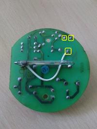 Hato DKC400Y po podłączeniu nie rusza, ciągle świeci dioda.
