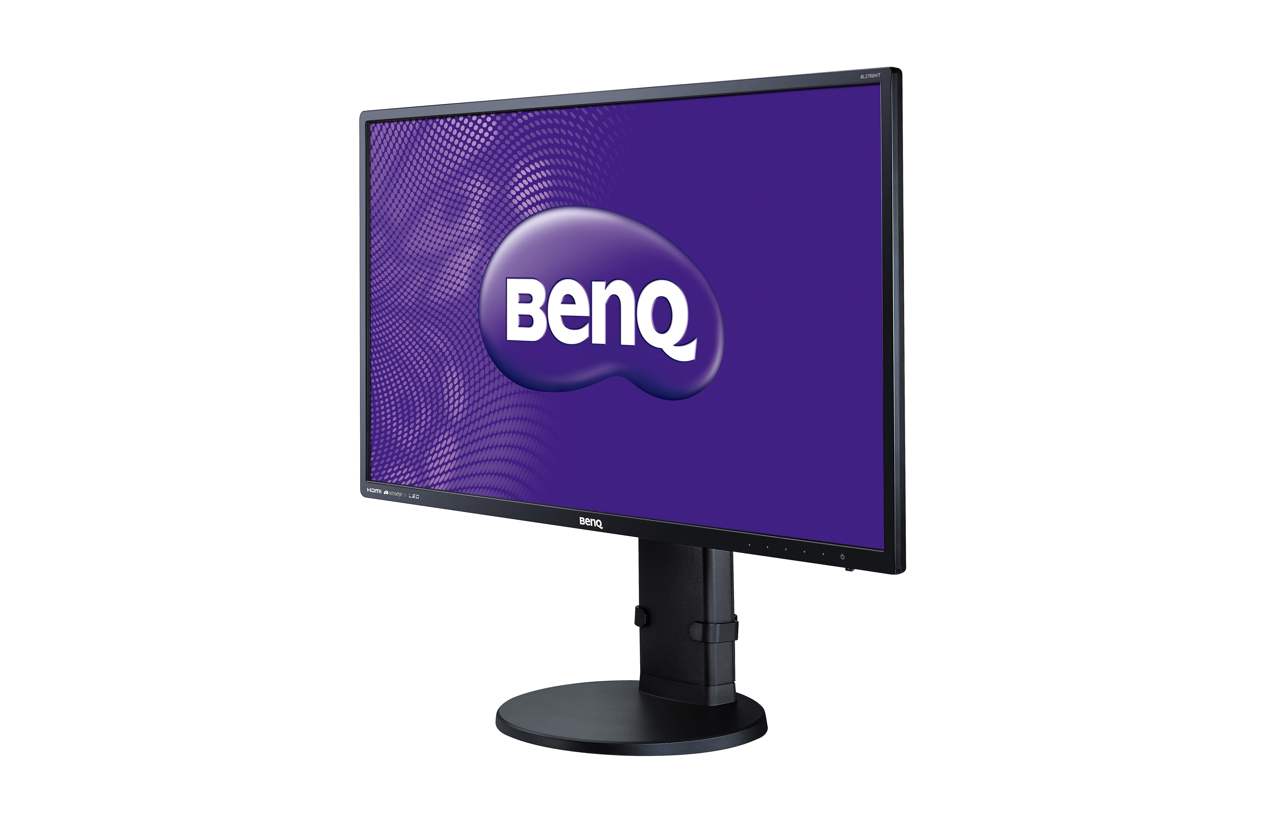 """BenQ BL2700HT - monitor z 27"""" matryc� typu AMVA+"""