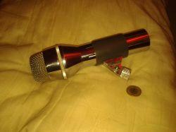 Dwa mikrofony - identyfikacja