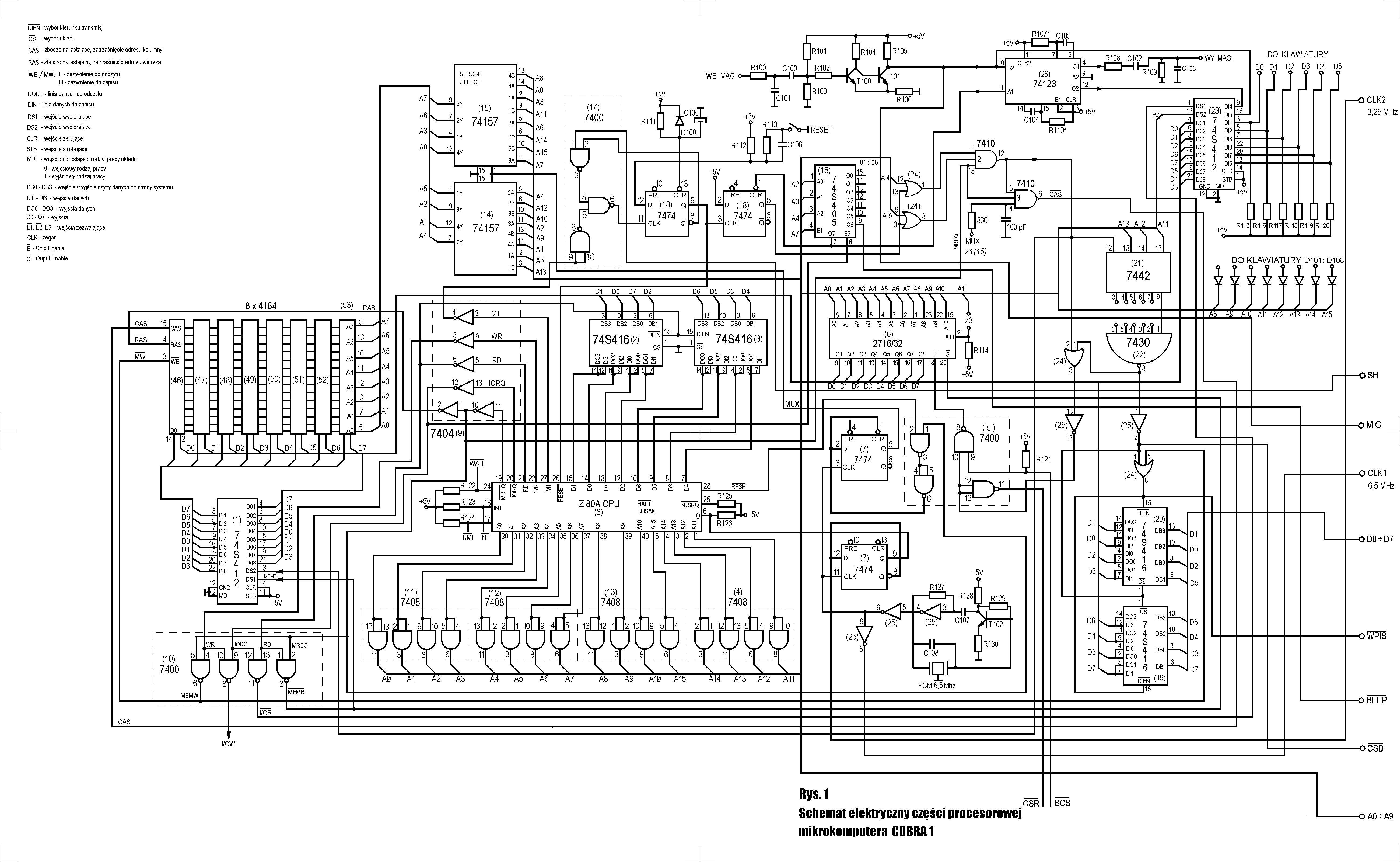 Mikrokomputer cobra 1 elektroda mikrokomputer cobra 1 mikrokomputer ccuart Gallery
