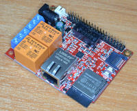 Olimex ESP32-EVB - płytka prototypowa z ESP32, Ethernet i 2-ma przekaźnikami