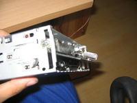 Microstar - zamontowanie panelu.