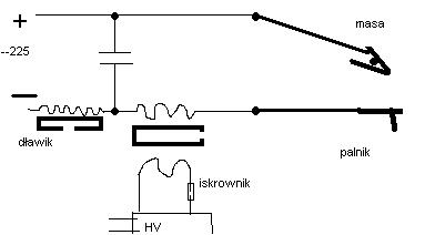 Przecinarka plazmowa własnej konstrukcji