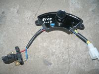 Prawie Honda ECMT 7000- uszkodzony regulator.