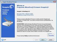 """Aktualizacja Firmware dyski Seagate """"czarna seria"""""""