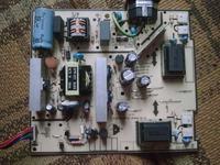 Uszkodzony zasilacz w Samsung SyncMaster 720n