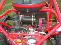 Fiat 126 P dławienie po dodaniu gazu