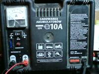 Połączenie przewodów w prostej ładowarce BK1210