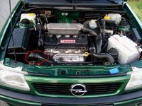 Opel Vectra 2.0i (C20NE) - fatalna praca na benzynie