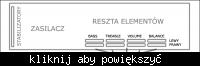 [PCB - EAGLE] przedwzmacniacz stereo TL072