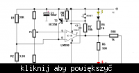 Ocena schematu układu rozładowywania akumulatorów