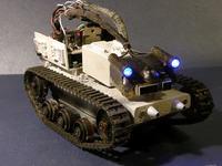 Wielozadaniowa platforma mobilna - czyli robocik Sirius-G