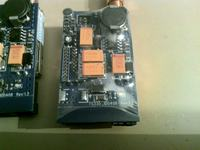 Transmiter toru video, odwrotna polaryzacja jak naprawić?