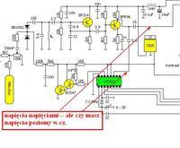 Synteza na LM7001 uruchomienie