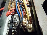 DENON DRA335R - Bezpiecznik termiczny udana naprawa ale czy dobra ?