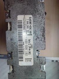 AUDI BETA CC ( PR-NR.8AC ) BLAUPUNKT- wtyk mechanizmu kasety- rozpiska