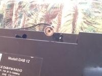Dual DAB 12 - Jak zrobić wejście na antenę z kablem koncentrycznym?
