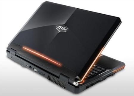 MSI GX680-204JP - notebook dla graczy