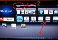 samsung HT-D4500 - Czy da się wgrać przeglądarke