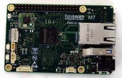 Novasom M7 (SBC-M7) - zamiennik Raspberry Pi 3 do projektów przemysłowych?