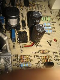 pralka Hoover VHDS6123D - brak napięcia na grzałce