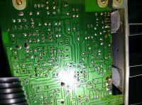 Yamaha AX-400 - Ocena opłacalności naprawy, końcówka mocy, poprawka ( FOTO )