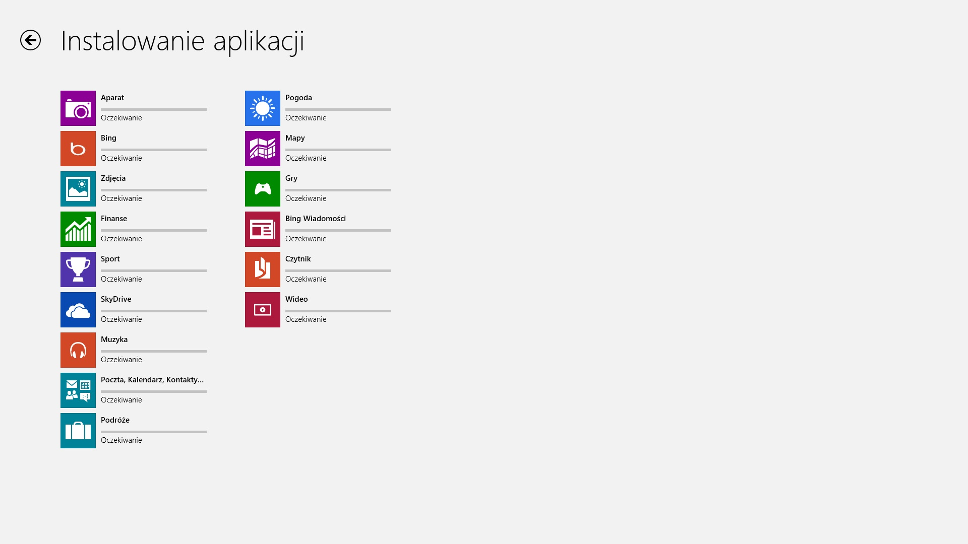 Dlaczego Windows 8 nie pobiera z Windows Store