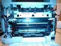 HP CM1312 - Drukarka HP Color LaserJet CM1312nfi MFP - czujnik tylnej klapki