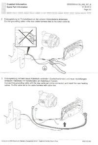 Bosch SMS50E58EU-zmywarka - podłączenie pompy