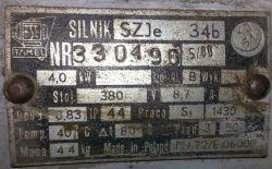 Silnik jednofazowy a 3-faz - Zamiennik silnika 3-faz na 1-faz do śrutownika