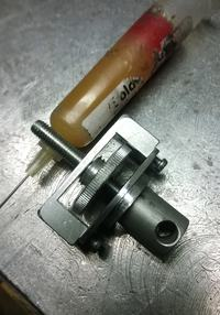 Małe usprawnienie strzykawki z topnikiem FLUX