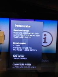 Lusterko samochodowe na Android 5.0/3G, google maps gadają po angielsku