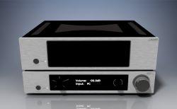 Końcówka mocy ŁukAudio 2x200w
